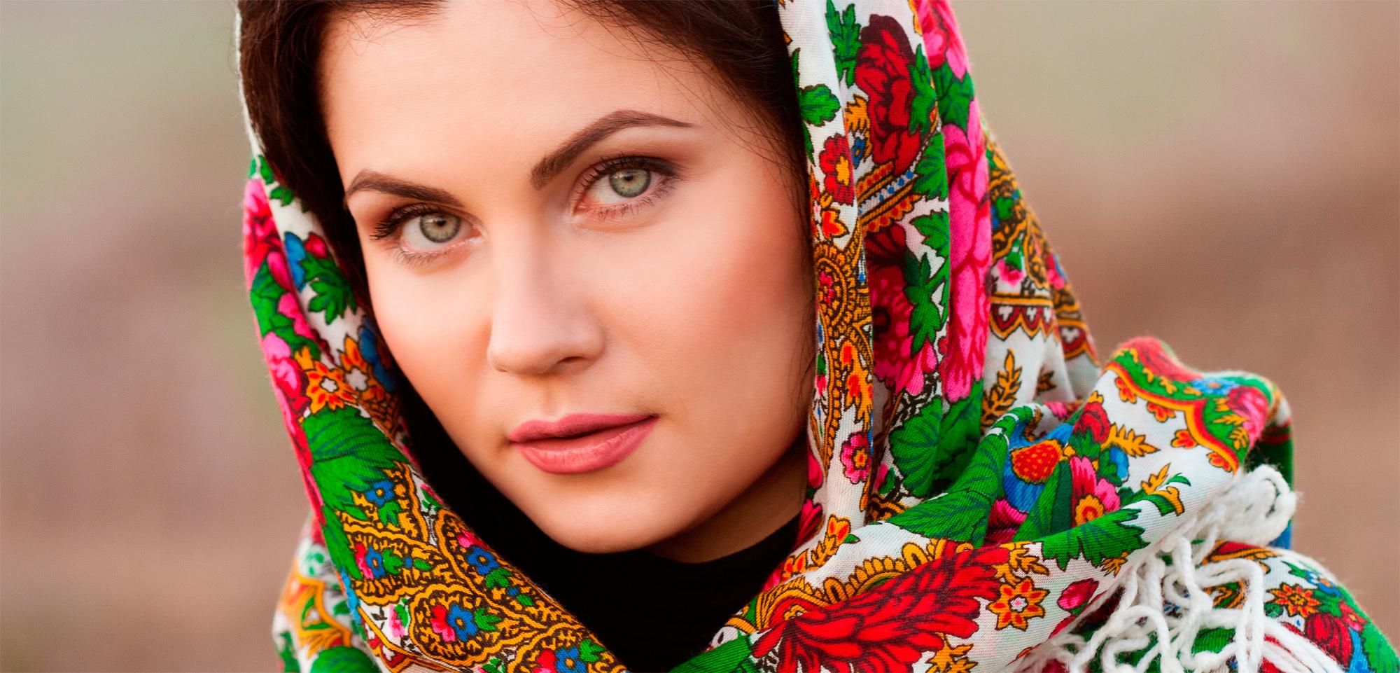 Mulher russa
